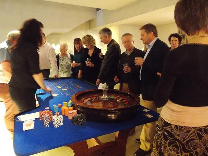 Fun Casino hire for events in Hampshire