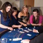 ladies night casino hire