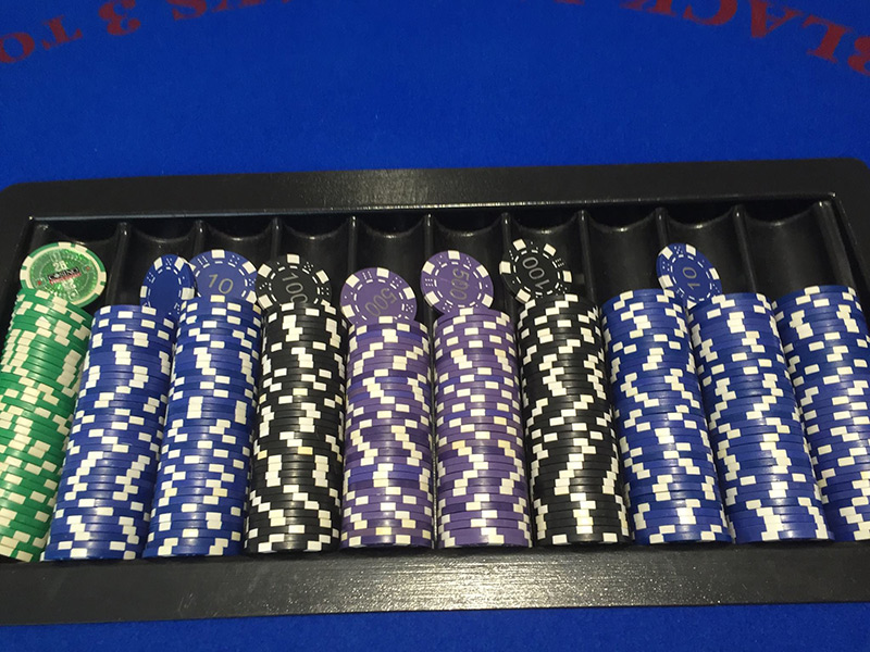 Fun casino chips