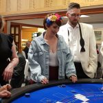 james bond casino night